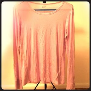 Long sleeve Feather Tee by Gap